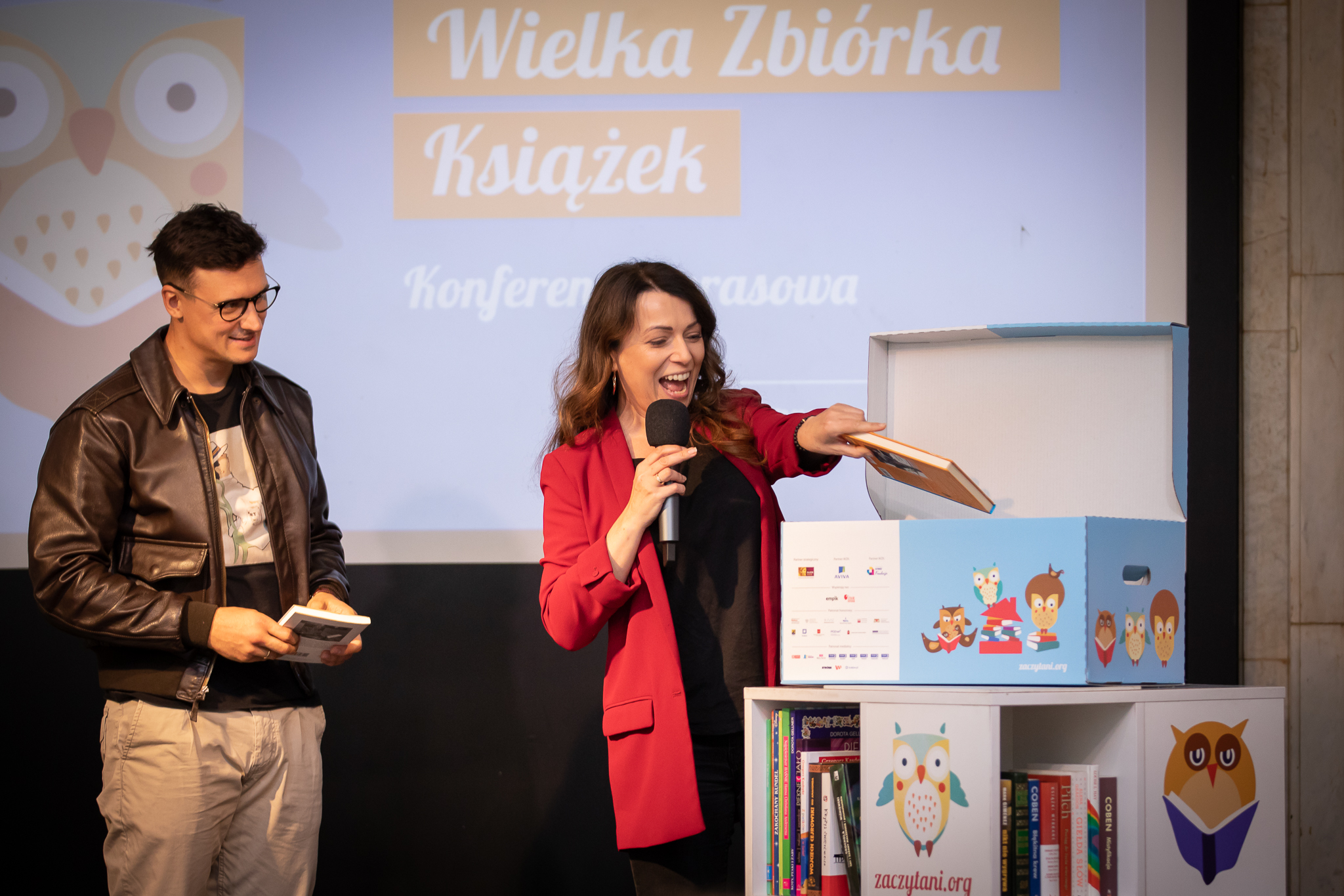 Oddaj książkę! Ruszyła Wielka Zbiórka Książek 2020