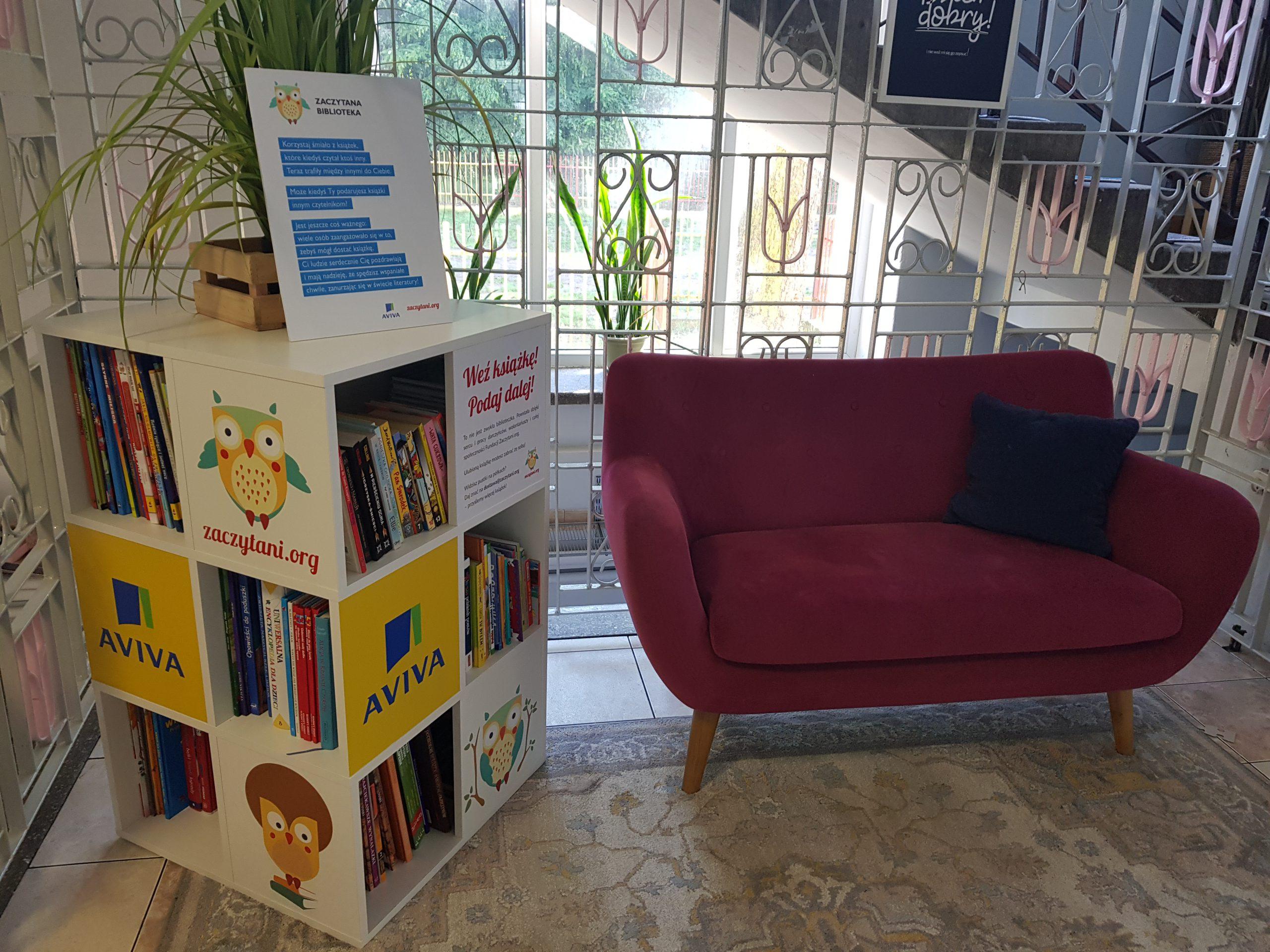 Dwie nowe Zaczytane Biblioteki od AVIVY